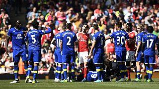 Football : Everton jouera en Tanzanie, une première pour un club de Premier League