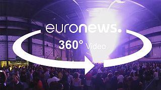 Vidéo 360 : Les Nuits Sonores 2017 transforment une usine en dancefloor