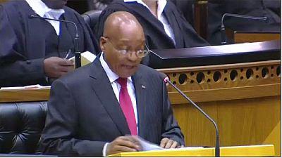 Afrique du Sud : Jacob Zuma pas opposé à une d'enquête sur les allégations de corruption