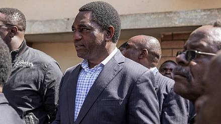 Court allows Zambian opposition leader to challenge prosecution over treason case