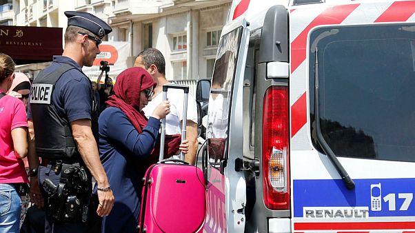 Muszlim nőket tartóztatott le a francia rendőrség Cannes-ban