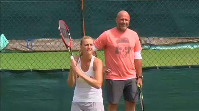Roland Garros: Kvitkova visszatér