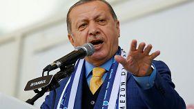 اردوغان به وزیر ورزش: واژه آرنا از نام ورزشگاه ها حذف شود