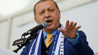 """Ende der """"Arena"""": Erdogan lässt Fußball-Stadien umbenennen"""