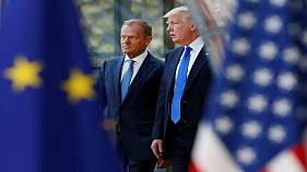 رئیس شورای اتحادیه اروپا: گروه هفت تحریمها علیه روسیه را ادامه دهد