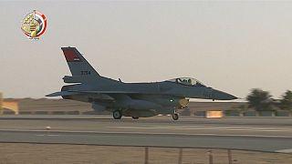 Frappes de représailles égyptiennes en Libye