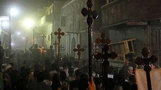 Egyiptom bombázta a szélsőségesek bázisait Líbiában
