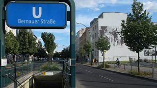 Berlin: Auto rollt Treppe hinunter auf U-Bahnsteig, 6 Verletzte