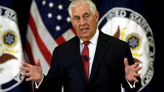 Tillerson will keine Ramadan-Feier