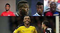 Football : les 10 meilleurs buteurs africains en Europe