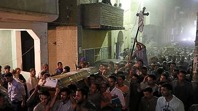 Égypte : l'EI revendique l'attaque contre les coptes, le bilan passe à 29 morts