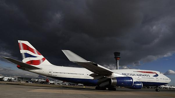 British Airways cancela todos os voos de Heathrow e Gatwick