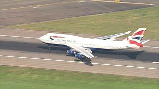 الخطوط الجوية البريطانية تلغي رحلات نتيجة مشكلات فنية في منظومتها الإلكترونية