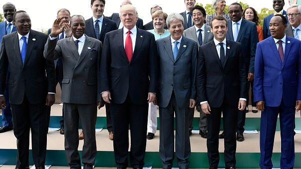 السبع الكبرى ـ اختلاف بشأن التغير المناخي واتفاق حول التجارة الحرة