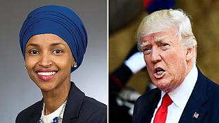 Trump's Ramadan message gets hard response from US-Somali legislator