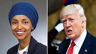 Trump's Ramadan message gets hard response from US-Somali legislator