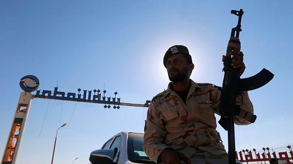 قوات حفتر تشارك في الضربات الجوية المصرية شرق ليبيا