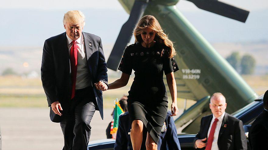 ترامب يزور القاعدة الأمريكية في صقلية ختاما لجولته العالمية