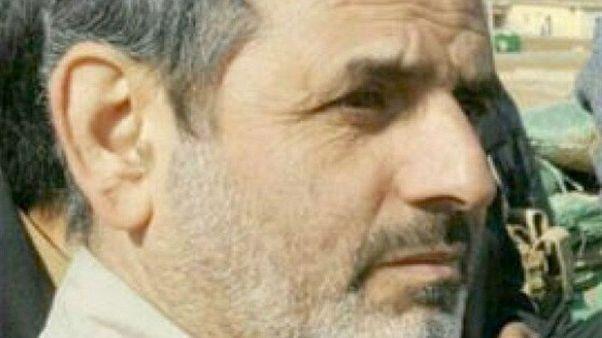 کشته شدن یک فرمانده سپاه ایران در عراق