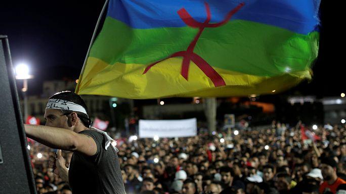 اعتقالات في الحسيمة المغربية