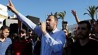 Le leader de la contestation dans le nord recherché — Maroc