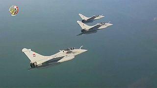 Mısır'ın Libya'daki hava saldırıları sürüyor