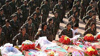 الجيش التركي يقتل 13 شخصاً في قصف جوي ضد مواقع حزب العمال الكردستاني شمال العراق