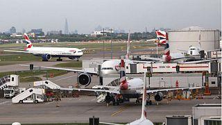 توقع المزيد من حالات التأخير والالغاء في رحلات الخطوط الجوية البريطانية