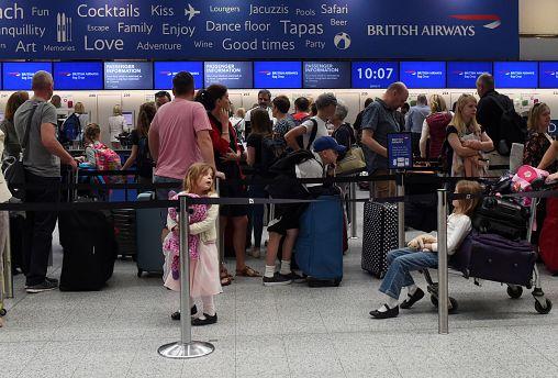 British Airways avisa de posibles nuevos retrasos