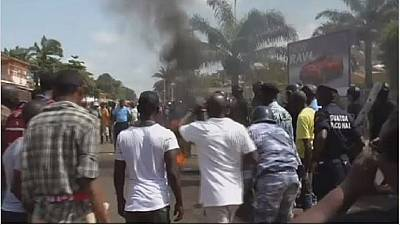 Guinea Bissau: Protesters ask José Mario Vaz to step down