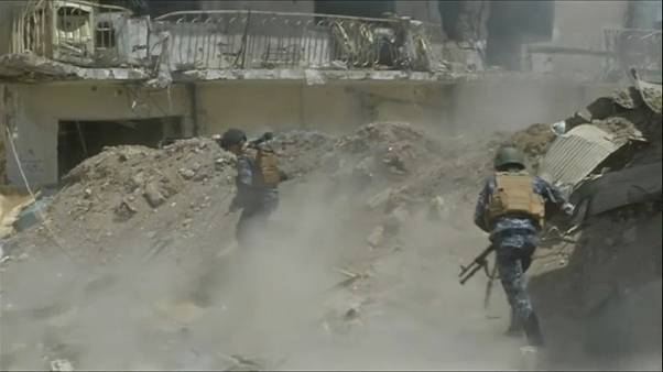 Fierce battle over last ISIL-held enclave in Mosul