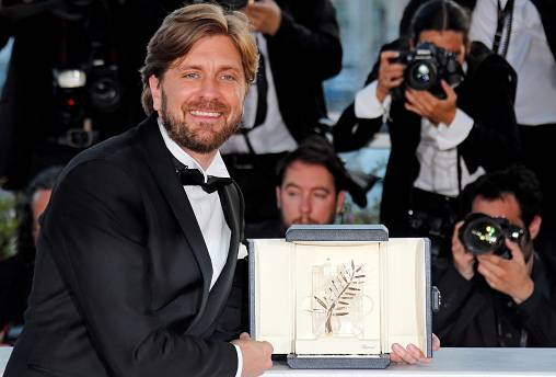 Ruben Ostlund's The Square wins the Palme d'Or at Cannes