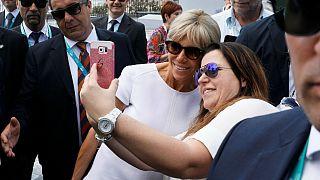 Trendsetter Frankreich - Brigitte Macron (64) Superstar