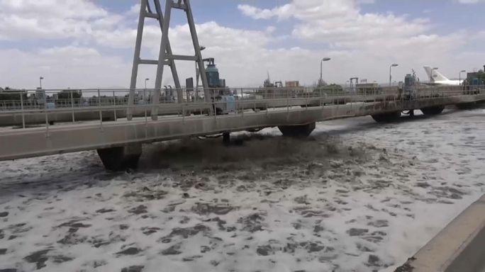 تفاقم الكوليرا في اليمن نتيجة تلوث المياه