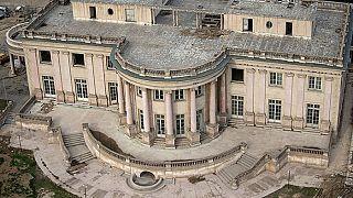 «کاخ ثابت پاسال» در آستانه نابودی