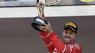 Forma-1: Sebastian Vettel nyerte a Monacói Nagydíjat