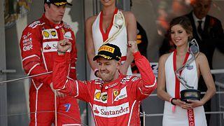 Formula-1: Sebastan Vettel nyert Monacóban