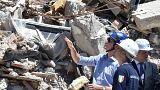 Terremoto: il premier canadese Trudeau visita Amatrice