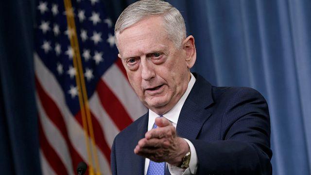 وزير الدفاع الامريكي: لا مفر من سقوط ضحايا مدنيين بسوريا والعراق