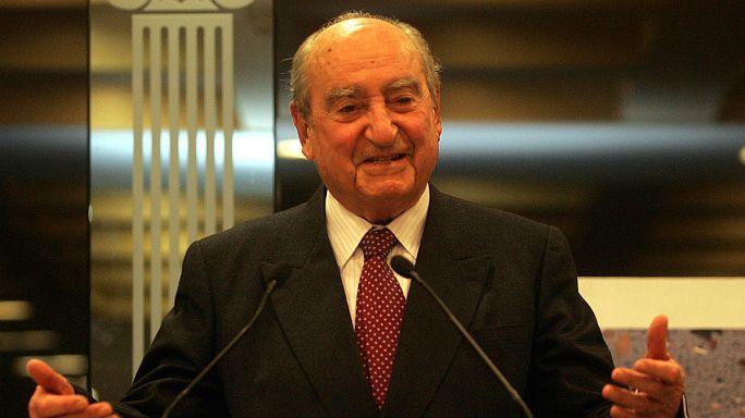 В Греции скончался бывший премьер-министр
