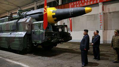 La Corée du nord répond aux menaces de sanctions du G7 par un tir de missile