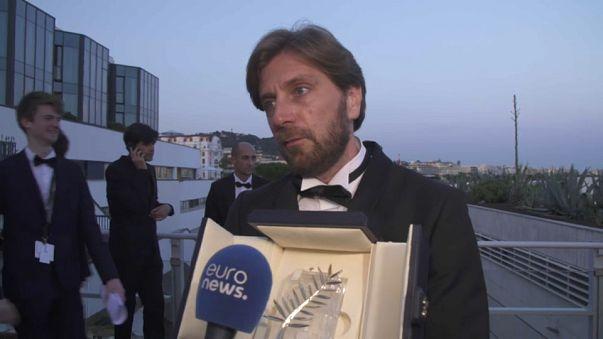 Svéd tragikomédiáé az idei Arany Pálma Cannes-ban