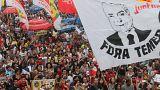 Песни протеста над Копакабаной