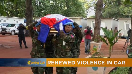Renewed violence in the Central African Republic [The Morning Call]