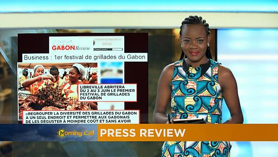 Press Review of May 29, 2017 [The Morning Call]