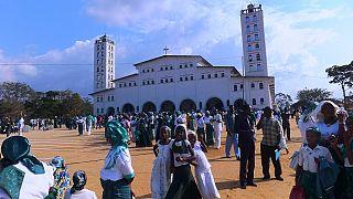 En RDC, les kimbanguistes célèbrent leur fête de Noël le 25 mai [no comment]