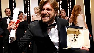 'The Square' wins Palme d'Or at Cannes