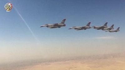 Warplanes strike Libya's Derna again - witness