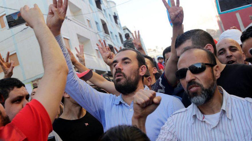 مصدر حكومي يعلن توقيف ناصر الزفزافي