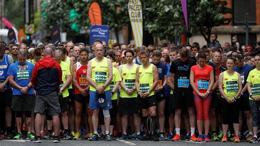 Running for Manchester